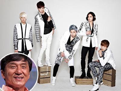 Jadi Boy Group Pertama Asuhan Jackie Chan, Ini Kata JJCC