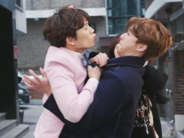 Adegan Ciuman Ji Sung dan Park Seo Jun Sebenarnya Tidak Ada Dalam Naskah?