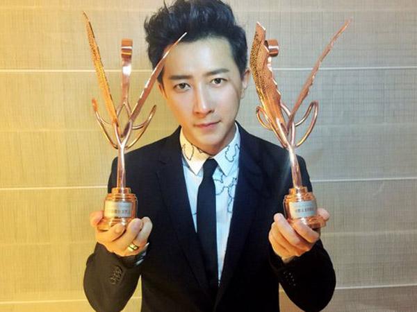 Menang Di 'Chinese Music Awards', Hangeng Ucapkan Terima Kasih Kepada Lee Soo Man?