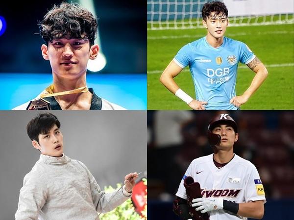 Mirip Oppa Korea, Inilah 4 Atlet Pria Paling Menarik Di Korea Selatan