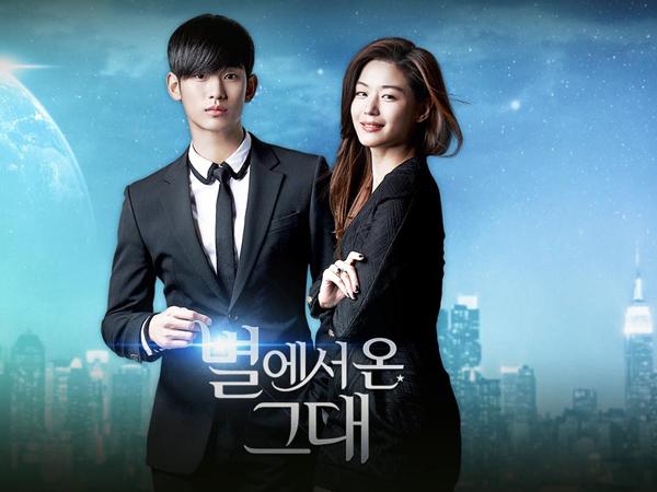 Tanpa Kim Soo Hyun & Jun Ji Hyun, Drama 'Man From the Stars' akan Dibuat Sekuelnya?