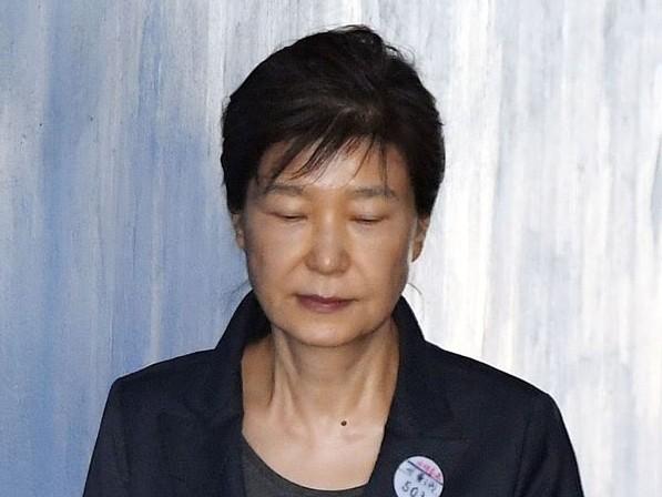 Mantan Presiden Korsel, Park Geun Hye Dijatuhi Hukuman 25 Tahun Penjara Atas Kasus Korupsi