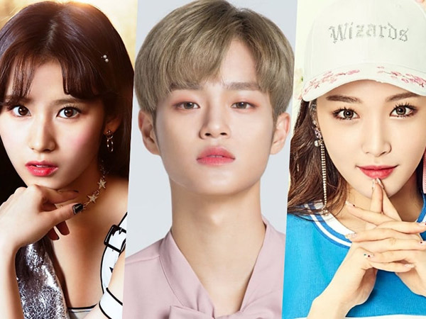 Sana TWICE dan Kim Chungha Dikonfirmasi Temani Lee Daehwi Wanna One Jadi MC Special 'M! Countdown'