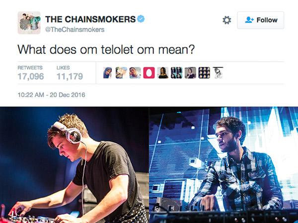 Tak Hanya di Indonesia, Sederet DJ Ternama Dunia Ini Juga Terkena Demam 'Om Telolet Om'