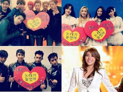 Wow, Para Idola K-Pop Ramai-ramai Beri Dukungan untuk Comeback Ailee!
