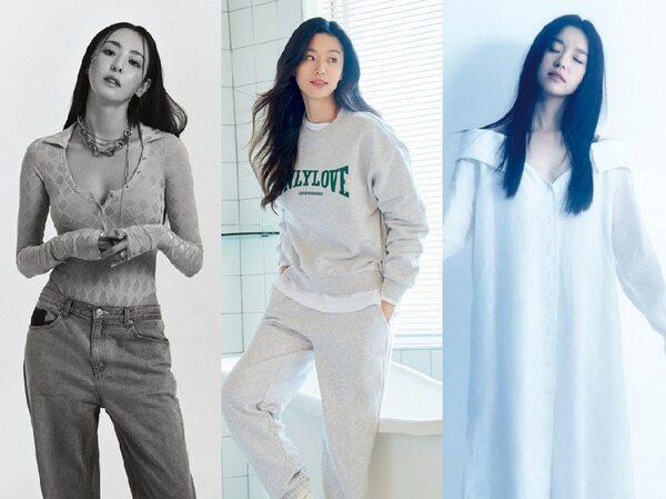 5 Aktris Bertubuh Tinggi dan Proposional, Idaman Banget!