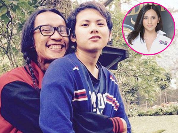 Tanggapan Evelyn Soal Kabar Kedekatan Aming dan Dena Rachman