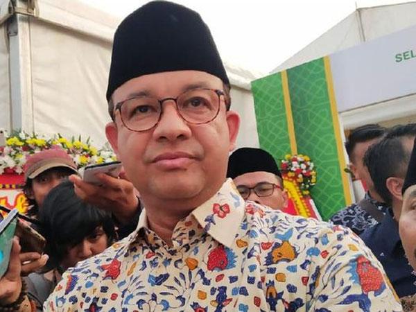 Jawaban Lengkap Gubernur Anies Soal Banjir yang Dikritik Habis DPR