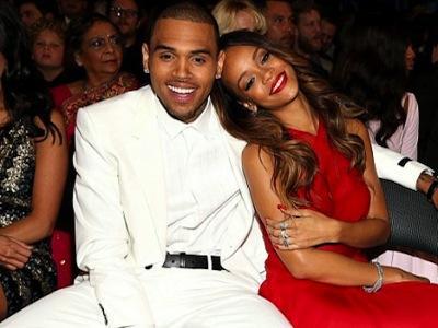 Jadi Mantan yang Baik, Rihanna Kunjungi Chris Brown di Pusat Rehabilitasi?