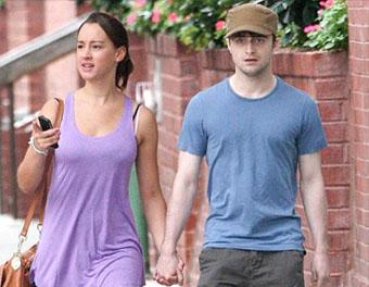 Daniel Radcliffe pamer pacar baru