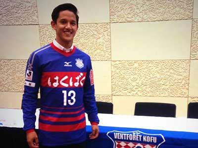 Main di Liga Jepang, Irfan Bachdim Ingin Segera Dipanggil Timnas!