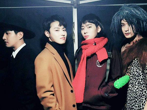 Lucunya Member Block B Parodikan Karakter Drama 'Goblin' di Acara Fanmeeting!