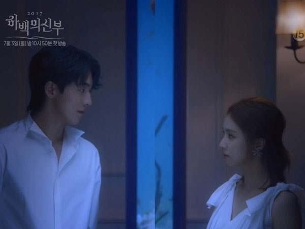 Nam Joo Hyuk dan Shin Se Kyung Bak Pasangan 'Romeo and Juliet' di Teaser 'Bride of the Water God'