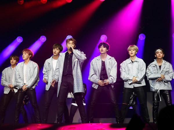 Pasukan Penjinak Bom Datangi Lokasi Konser BTS di Amerika, Apa yang Terjadi?