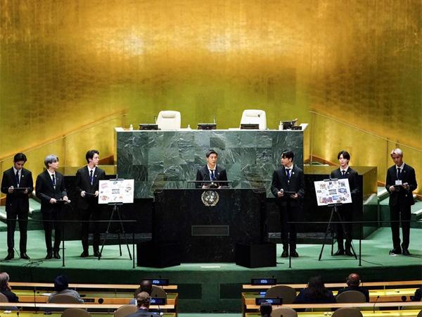 7 Kutipan BTS Paling Menginspirasi Saat Pidato di Markas Besar PBB