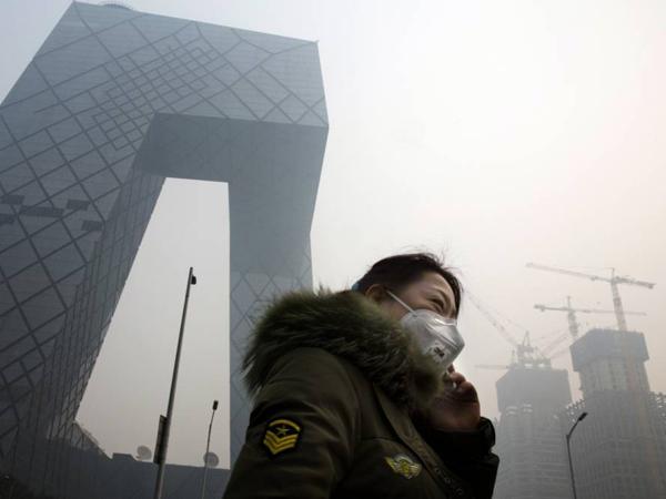 Polusi Makin Parah, Restoran di Cina Ini Sampai Jual Udara Bersih