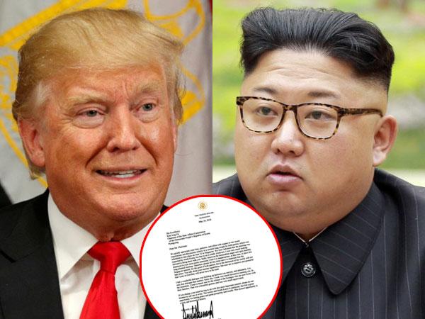 Buntut Saling Panas Dua Negara: Surat Presiden Trump Resmi Batalkan Pertemuan Amerika-Korut