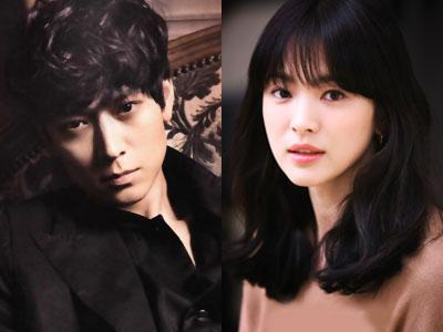 Kang Dong Won & Song Hye Gyo Jadi Suami Istri Untuk 'My Palpitating Life'