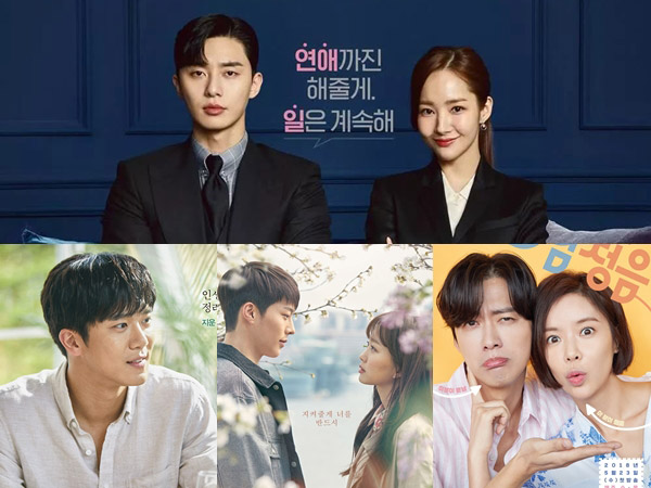 Daebak, tvN 'Secretary Kim' Geser Perolehan Rating Tertinggi Drama Stasiun Televisi Publik!