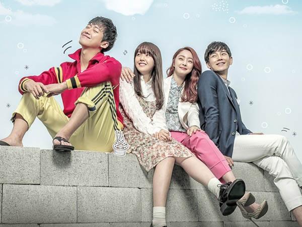 Segera Tayang, Minah Girl's Day dan Nam Goong Min Jadi Pasangan Ceria di Poster Drama Terbarunya