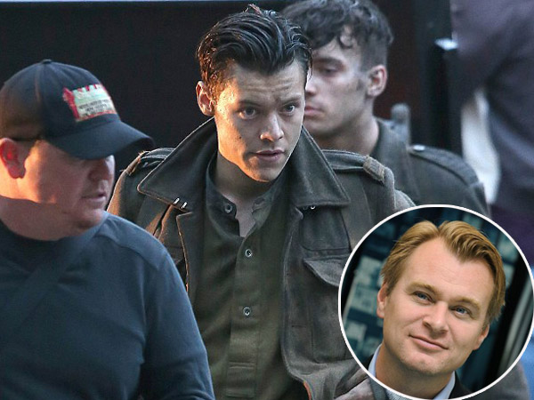 Alasan Sutradara 'Dunkirk' Gaet Harry Styles yang Dikira Tidak Terkenal