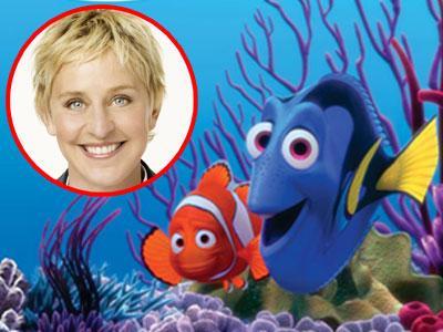 Ellen Degeneres Kembali Isi Suara Dory di Finding Nemo 2
