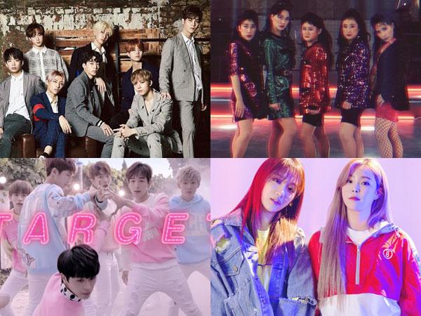 Inilah 9 Grup 'Underrated' yang Debut Pada 2018 Tapi Masih Dipandang Sebelah Mata