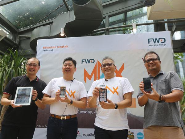Mudahnya Generasi Muda Nikmati Hidup dengan Aplikasi Asuransi FWD MAX