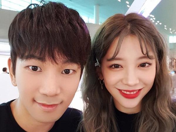 G.O MBLAQ Bocorkan Rencana Nikahi Sang Kekasih, Choi Ye Seul