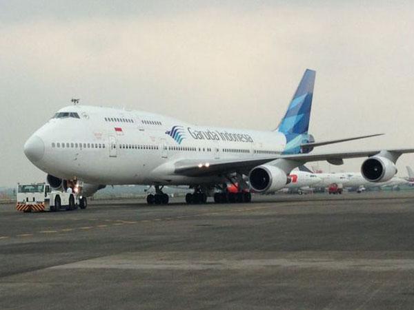 Penumpang Tuntut Garuda Indonesia 11.5 Miliar Karena Dituding Sebabkan Cacat Permanen