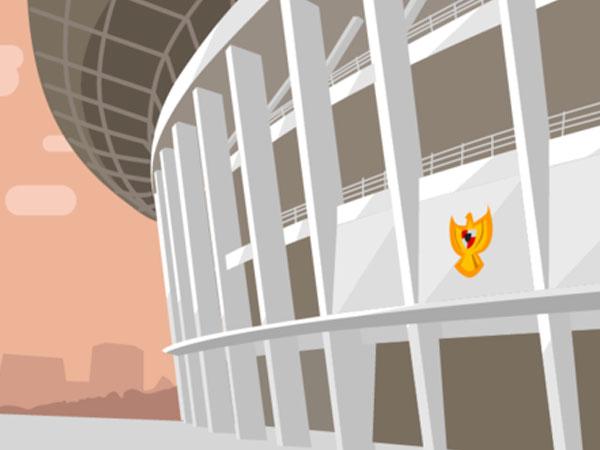 Persiapan Asian Games, Pemerintah Akan Rombak Kawasan GBK