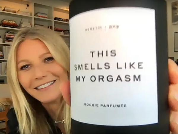 Usai Aroma Vagina, Gwyneth Paltrow Buat Lilin Beraroma Orgasme