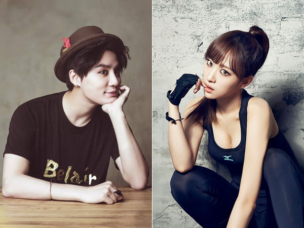 C-JeS Entertainment Benarkan Hubungan Asmara Junsu JYJ dan Hani EXID