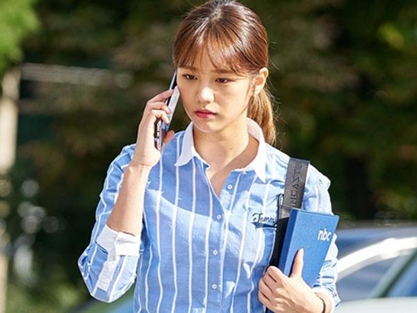 Dalami Peran Reporter, Ini yang Dilakukan Hyeri Girl's Day untuk Drama 'Two Cops'