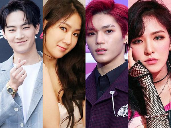 Daebak, Deretan Idola K-Pop Ini Ternyata Jago Masak Lho! (Part 2)