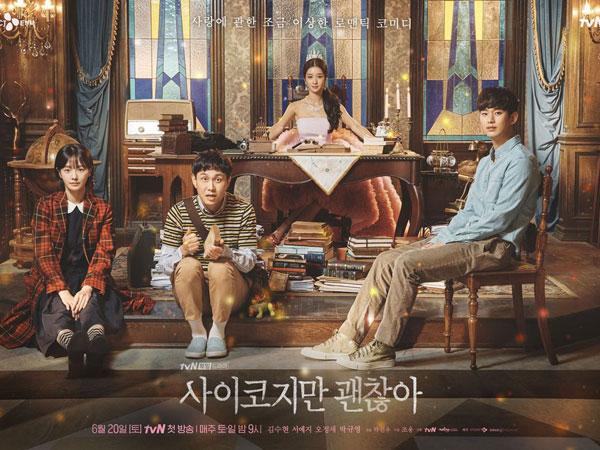 Masalah Keselamatan, Syuting Drama 'It's Okay to Not Be Okay' Rampung Tanpa Perayaan
