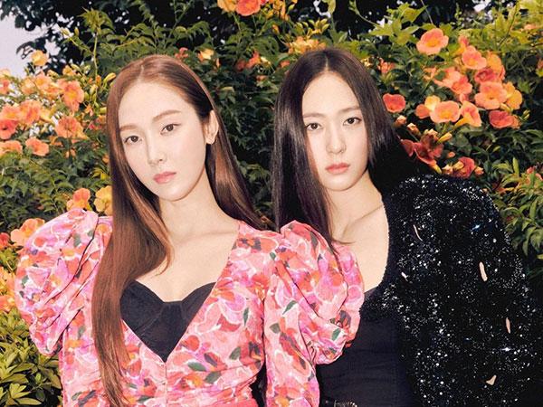 Jessica Jung Rilis Lagu Baru Featuring Krystal f(x)