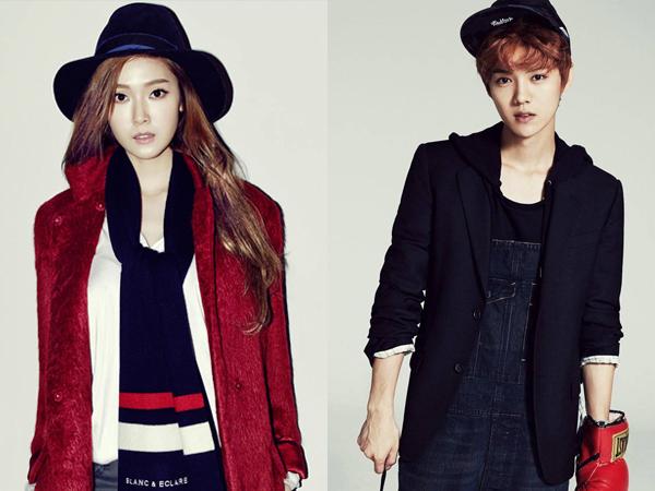 SM Entertainment Hapus Kartu Jessica Jung dan Luhan dari Game 'SuperStar SMTOWN'