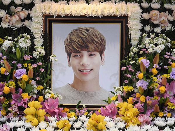 Lokasi Memorial Permanen untuk Jonghyun SHINee Resmi Dibangun