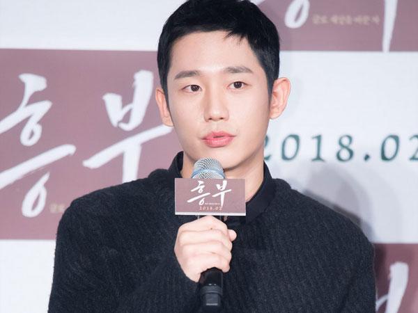 Jung Hae In Curhat Beban Jadi Seorang Raja Muda di Film Terbarunya
