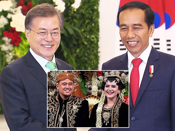 Kado Pernikahan Spesial dari Presiden Korsel untuk Kahiyang Ayu, Bikin Iri K-Popers!