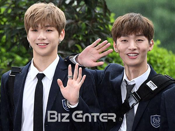 Ji Sung dan Daniel Wanna One Datangi Kepolisian Terkait Laporan Agensinya