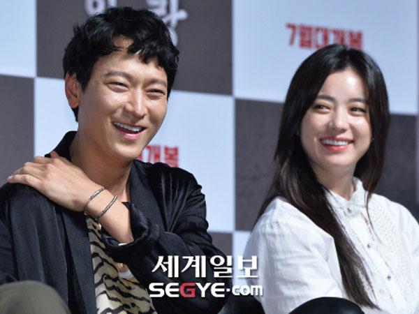 Kang Dong Won dan Han Hyo Joo Digosipkan Pacaran, Agensi Angkat Bicara