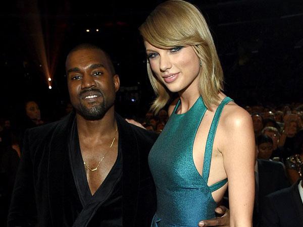 Situasi Memanas, Ini Respon Kanye West Saat Dikabarkan Cela Taylor Swift di Album Terbarunya