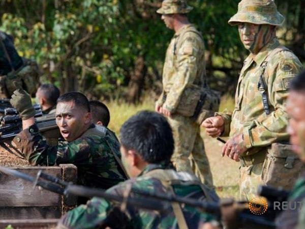 Diduga Akibat Menghina Pancasila, Kerja Sama Militer Indonesia-Australia Ditunda
