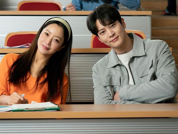 Mengintip Chemistry Kim Hee Sun dan Joo Won di Balik Layar Drama 'Alice'