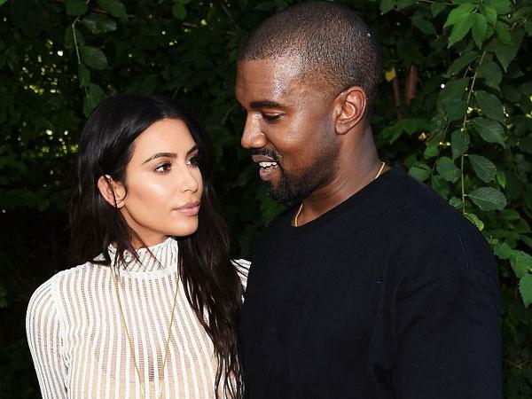 Kim Kardashian dan Kanye West Segera Dikaruniai Anak Ketiga?