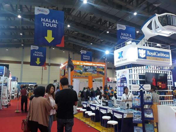 Menuju Liburan, Buru Tiket Pesawat dan Promo Wisata Murah di Kompas Travel Fair 2019
