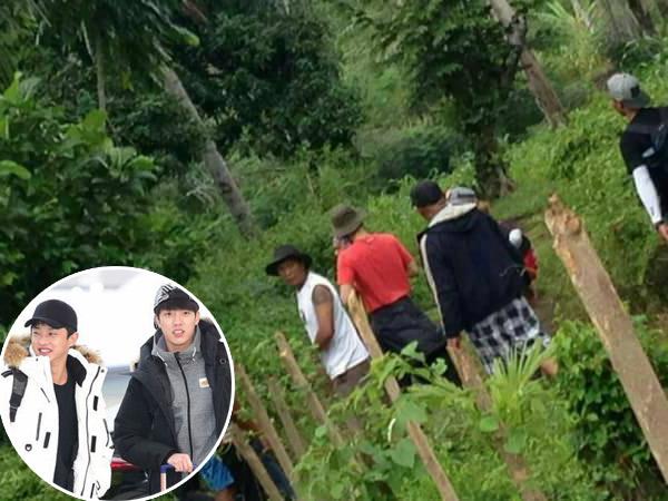 Buntuti Hingga Ganggu Jalannya Syuting 'Law of The Jungle