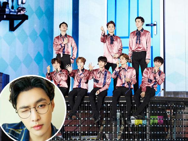 Tak Hadir di Konser EXO, Suho Sampaikan Pesan Lay yang Buat Fans Tersentuh